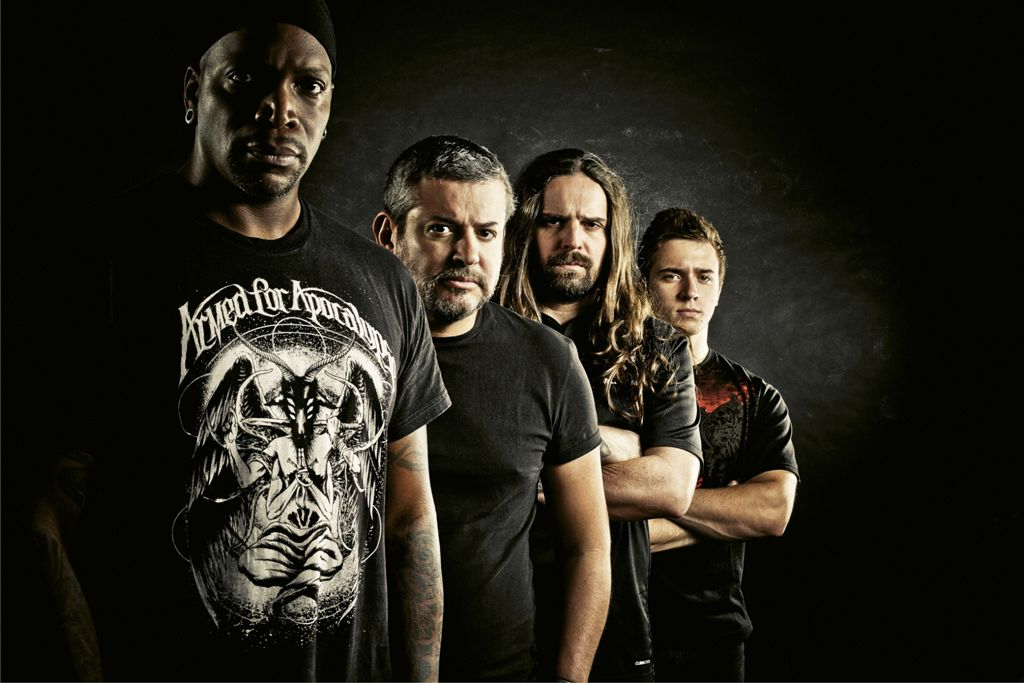 Sepultura - The Live Rooms