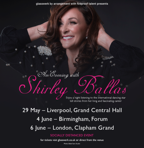 An Evening With Shirley Ballas
