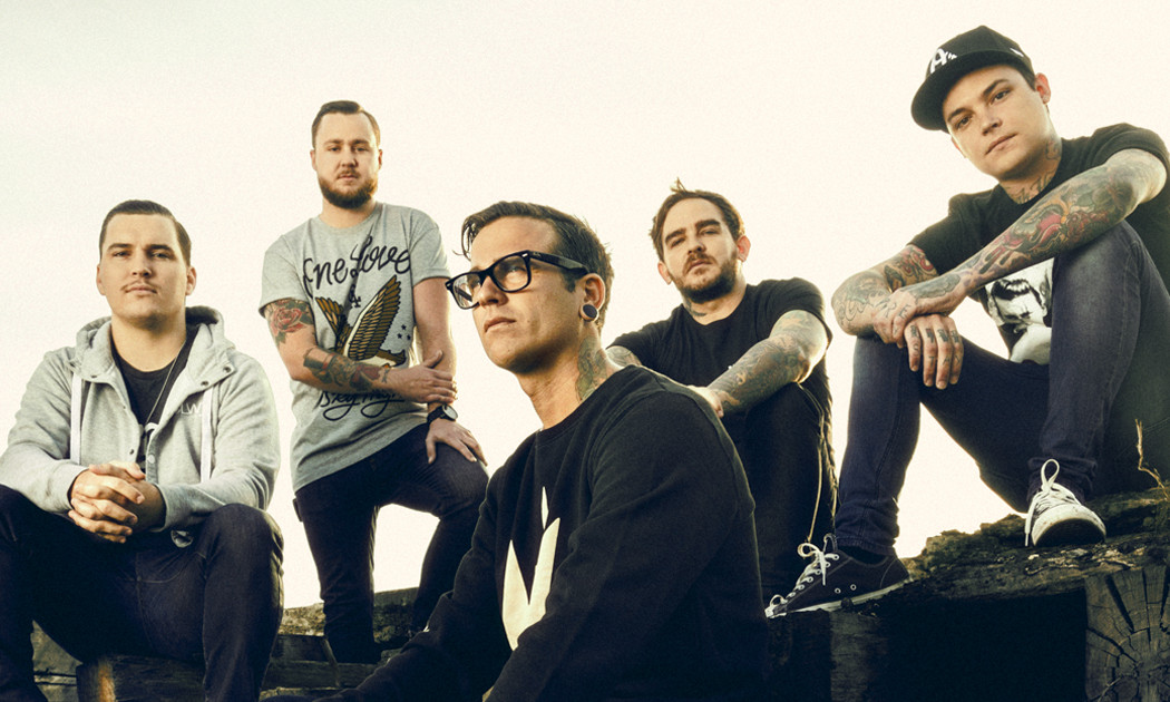 Glasswerk meets: The Amity Affliction
