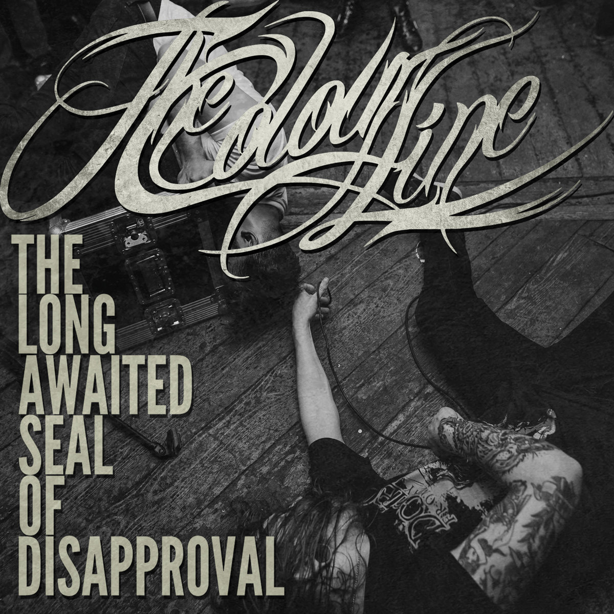 The Colour Line - The Long Awaited Seal Of Disapproval