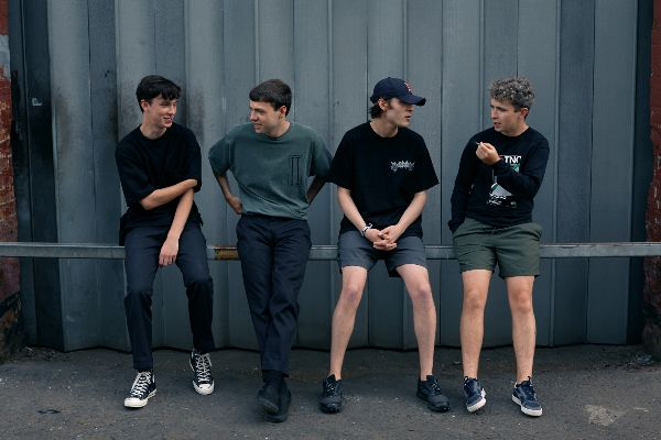 The Night Café share isolation video for 'Please'