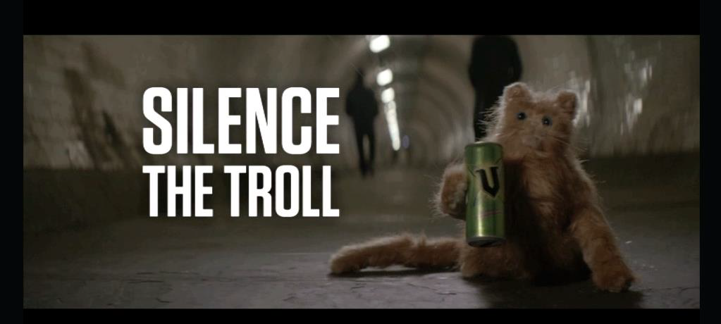 Sponsored Video: Silence The Troll With V Energy