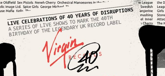 Win V40 Anniversary Tickets
