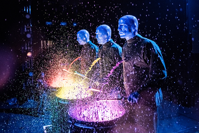 Video Premiere: Blue Man Group - The Forge